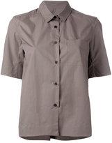 Lareida boxy shirt - women - Cotton/Spandex/Elastane - 36