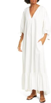 Dakota Rodebjer Cotton Maxi Dress