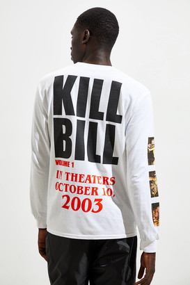 Urban Outfitters Kill Bill: Volume 1 Long Sleeve Tee