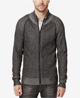 Buffalo David Bitton Men's Waren Knit Full-Zip Sweater