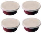 Berghoff Geminis Round Dishes (Set of 4)