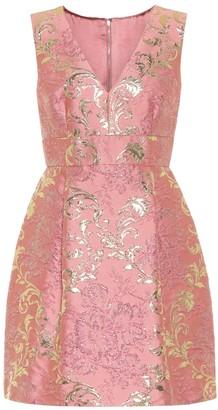 Dolce & Gabbana Brocade minidress