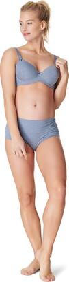 Noppies Women's Maternity Damen Short Cotton Melange