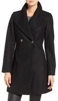 MICHAEL Michael Kors Women's Double Breasted Swing Coat