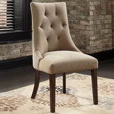 Signature Design by Ashley Madison Set of 2 Upholstered Dining Side Chairs