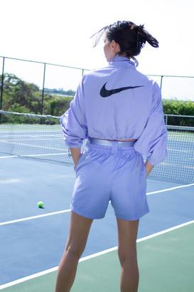 Nike Swoosh Woven Windbreaker Jacket