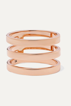 Repossi Berbere 18-karat Rose Gold Ring