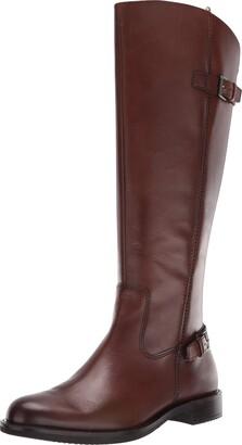 Ecco Women's Sartorelle 25 Tall Buckle Knee High Boot