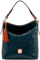 Dooney & Bourke Ostrich Small Sloan