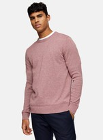 TopmanTopman Rose Pink Essential Jumper
