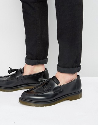 Dr. Martens Adrian tassel loafers in black