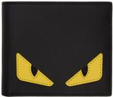 Fendi Black 'Bag Bugs' Wallet