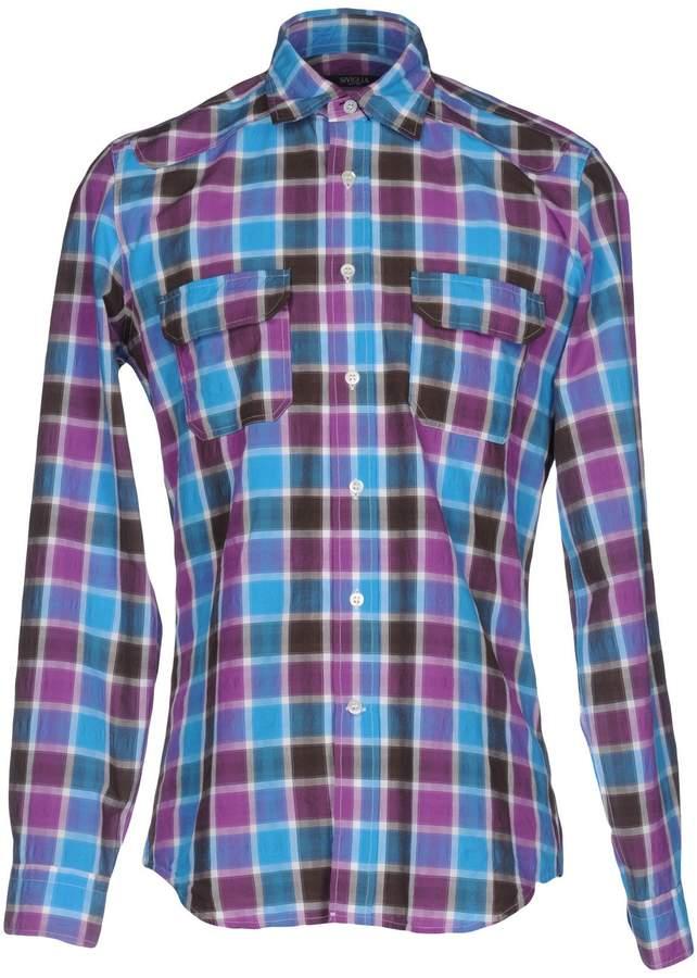 Siviglia Shirts - Item 38653094