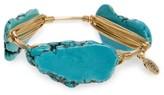 Women's Bourbon & Boweties Howlite Bracelet