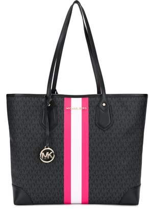 MICHAEL Michael Kors logo print shoulder bag