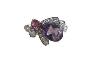 Chaumet Bee my Love Purple White gold Rings
