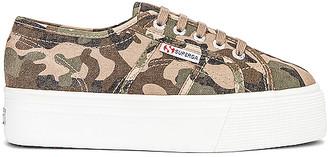 Superga 2790 COTCAMOFANW Sneaker