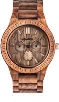 WeWood Kappa Nut Brushed Wood Watch - Walnut