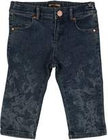 Roberto Cavalli Denim pants - Item 42613959