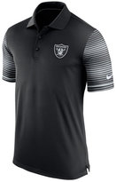 Nike Men's Oakland Raiders Early Season Polo Shirt