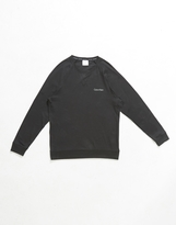 Calvin Klein Underwear Long Sleeved Sweatshirt Black