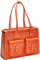 McKlein McKleinUSA Alexis 14 Leather Laptop Briefcase