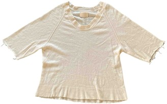 Zadig & Voltaire Pink Cashmere Knitwear