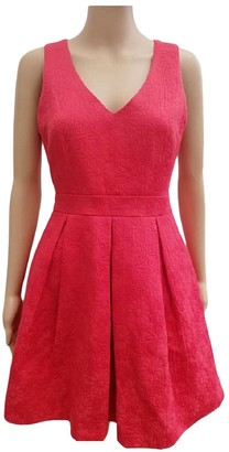 Jack Wills Red Cotton Dress for Women