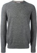 Brunello Cucinelli crew neck pullover - men - Cashmere - 48