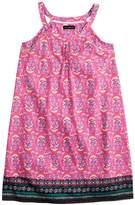 Cuddl Duds Girls 6-16 Printed Dorm Nightgown