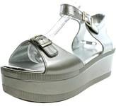 Wanted Gumdrop Open Toe Synthetic Platform Sandal.