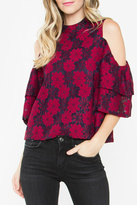Sugar Lips Serefina Lace Top