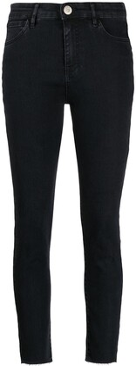 3x1 Five-Pocket Cropped Jeans