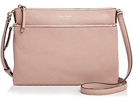 Kate Spade Medium Pebbled Leather Crossbody