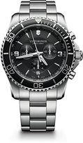 Victorinox Maverick Chrono Stainless Steel Watch