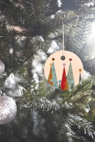 DENY Designs Brian Buckley Winter Peaks Ornament