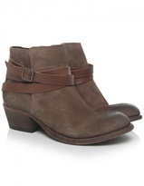 H By Hudson Horrigan Leather & Suede Boots