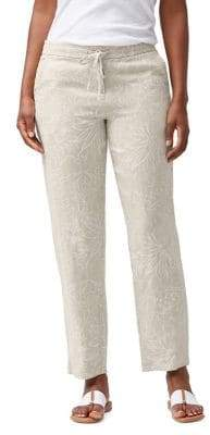 Tommy Bahama Nat Tapered Linen Pants