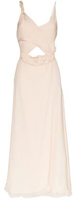 Nanushka Sloan Shonky dress