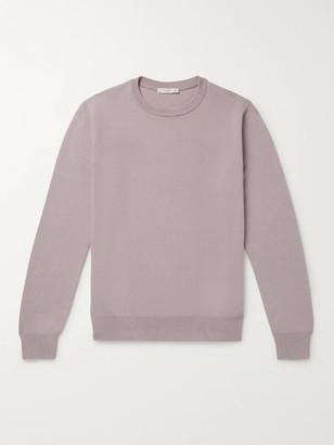 The Row Benji Slim-Fit Cashmere Sweater