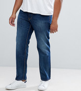 Tommy Hilfiger PLUS Madison Jeans Slim Fit in Mid Wash Blue