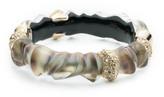 Alexis Bittar Sculptural Hinge Bracelet