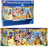 Ravensburger NEW Disney Characters Panorama Puzzle 1000pce