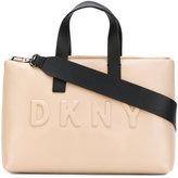 Donna Karan - logo shopper tote -