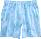 Vineyard Vines Tipsy Turtle Check Boxers