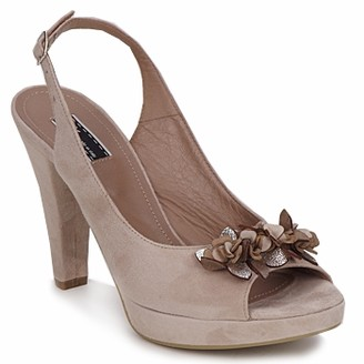 VIC CALIPSO DRAL women's Sandals in Beige