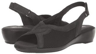 ARCOPEDICO Ema (Black) Women's Shoes
