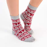 Muk Luks 3 Pair Boot Socks - Womens