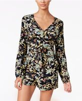 Jessica Simpson Phillipa Printed Romper