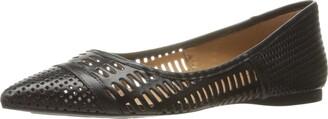 French Sole FS NY Women's Vivid Pointed Toe Flat